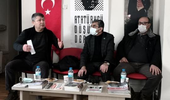 İYİ Parti'den Atatürkçü Düşünce Derneğine Ziyaret!