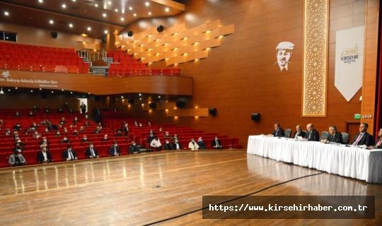 Kırşehir Belediyesi İki Yıllık Faaliyet Raporunu Açıkladı!